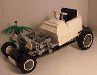 1927 Ford Hotrod - Bo Huff Homage