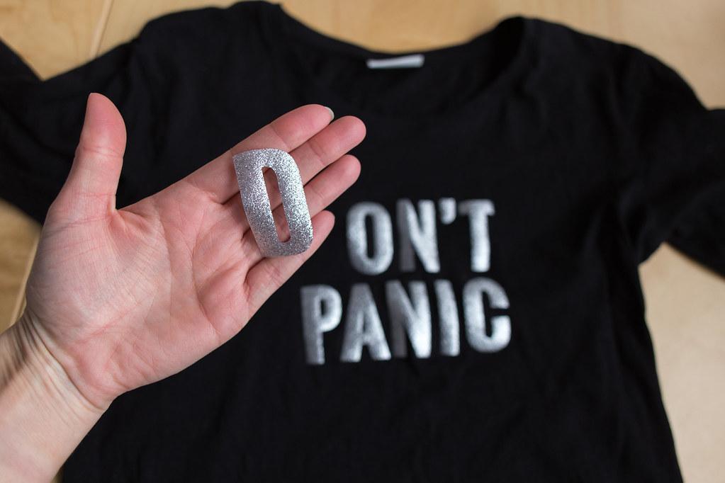 Don't Panic - What happened