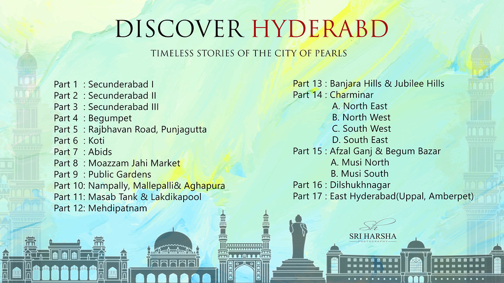 Discover Hyderabad