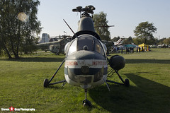 SP-SAD - S1-01003 - Institue of Aviation - PZL-Swidnik SM-1 Mil Mi-1 Hare - Polish Aviation Musuem - Krakow, Poland - 151010 - Steven Gray - IMG_0139