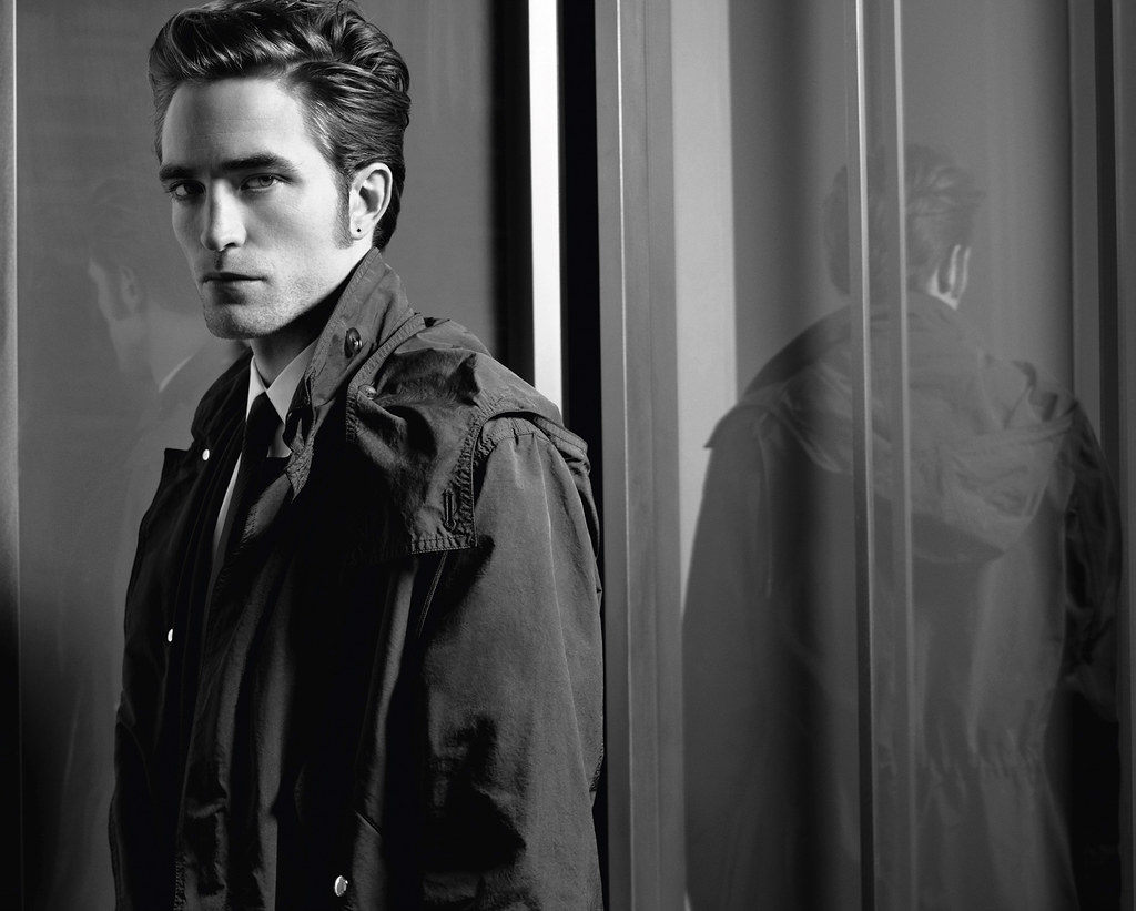 Роберт Паттинсон — Фотосессия для «Dior Homme» 2016 – 1