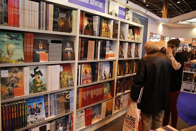 BD - Livre Paris 2016