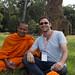 Terrace of the Elephants - Angkor Thom by virtualwayfarer