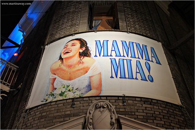 Broadway, Mamma Mia.