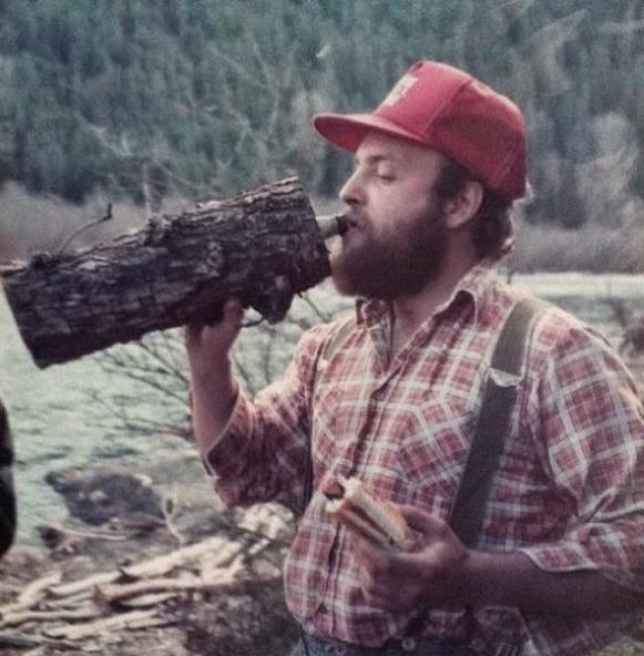 log-drink