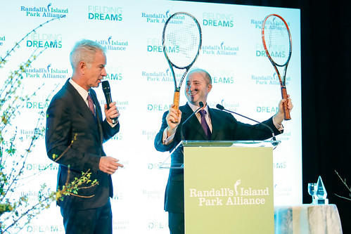 Randall's Island Park Alliance Hosts: Annual Fielding Dreams Gala