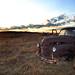 Prairie sunset by marlonrando