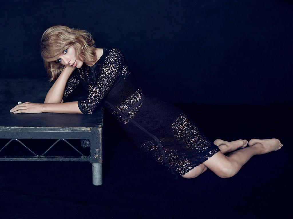 Тейлор Свифт — Фотосессия для «Billboard» 2014 – 11