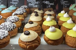 La Boulangerie de San Francisco Noe Valley - Choux Variety
