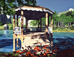 by Dorian - Lakeside Gazebo