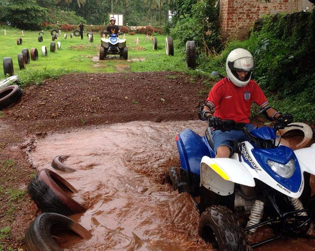 Quad Bike Adventure in Goa