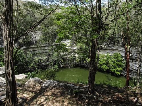 Chichen Itza: la Cenote Sacrée