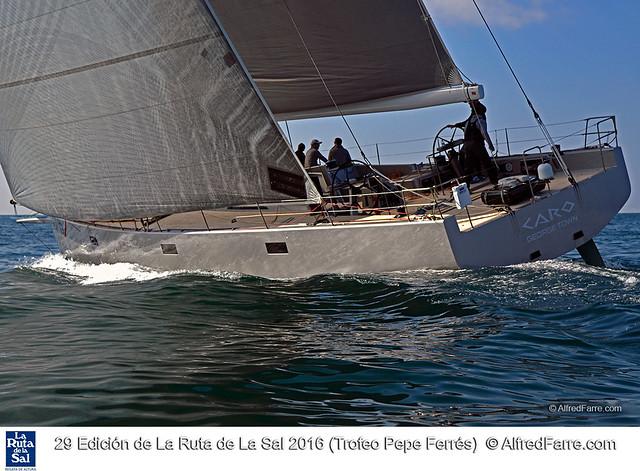 29 Edición de La Ruta de La Sal 2016 (Trofeo Pepe Ferrés)