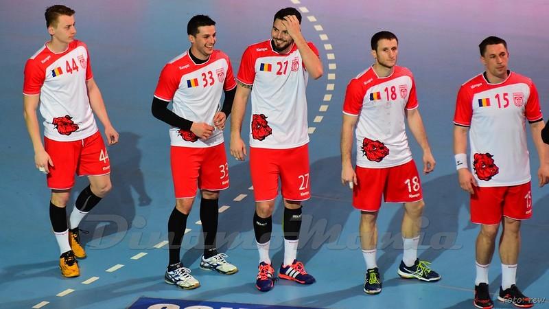 Dinamo - Granollers 26-27