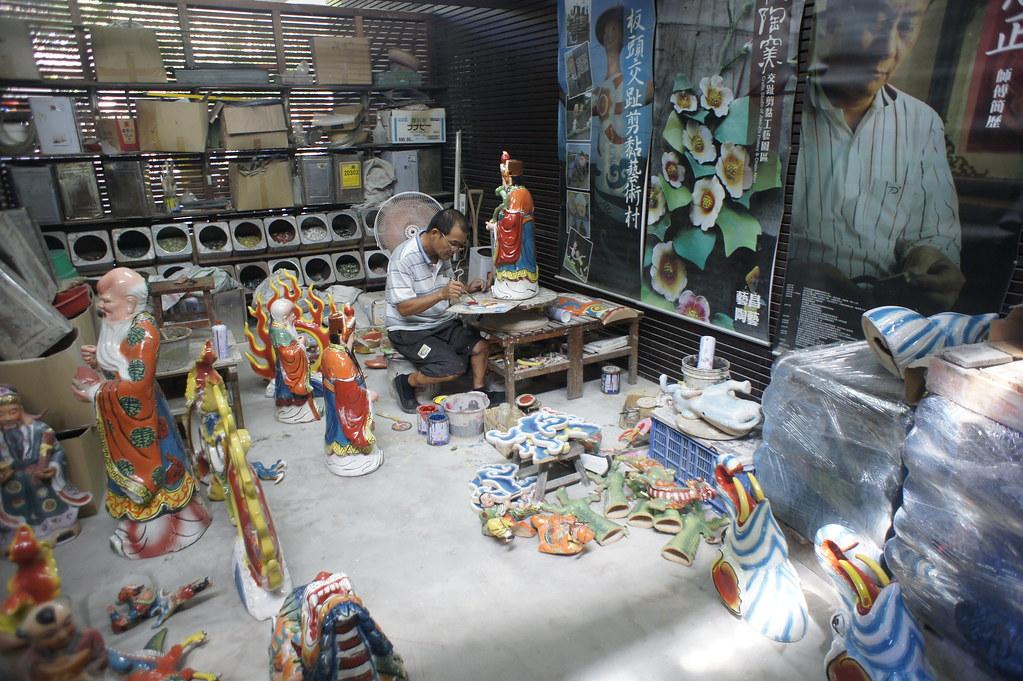 嘉義新港板陶窯文化園區 (14)