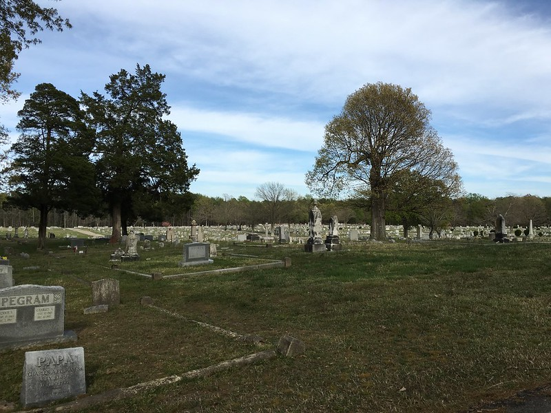 Another Cemetary View