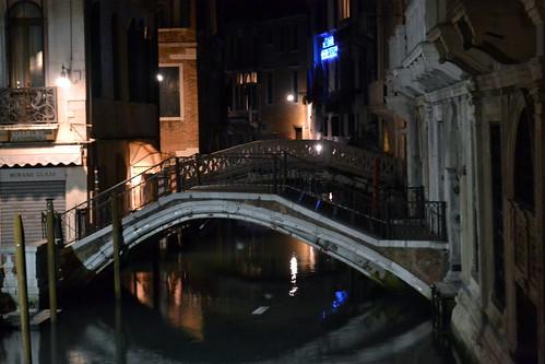Venezia - Notturno - Marzo 2016