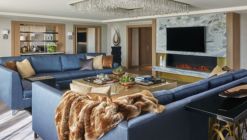 Exclusive First Look at the Best New Hotel Suite in Beverly Hills
