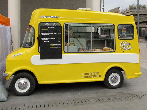 Cheese Toastie Truck