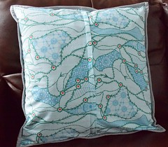 shining star pillow backing
