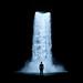 """Behold"" [Abiqua Falls, OR] by Majeed Badizadegan"