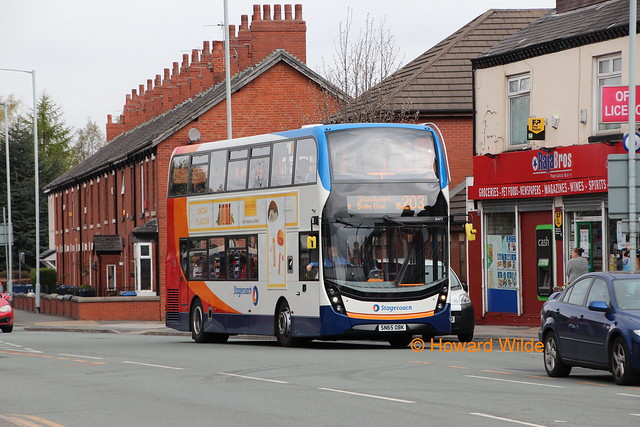 Stagecoach Manchester 10477 (SN65 OBK)