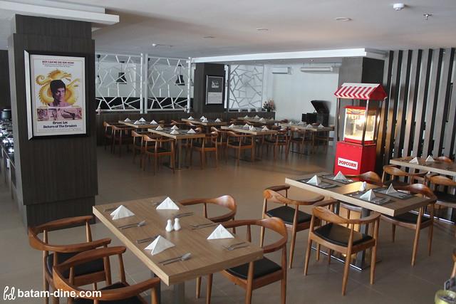 Main Restaurant of Fame Hotel