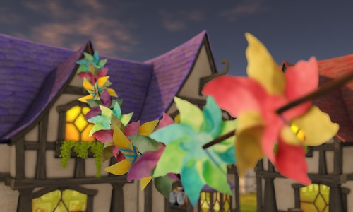Bright Haven: Pinwheels