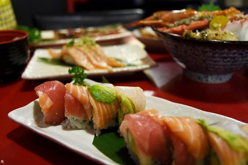 八八食堂菜單板橋海鮮日式料理拉麵生魚片推薦 (39)