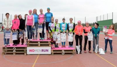 Štafetu NoMen Run ovládly jihomoravské týmy