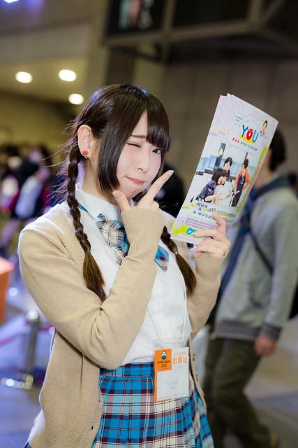 Production A -Anime Japan 2016 (Ariake, Tokyo, Japan)