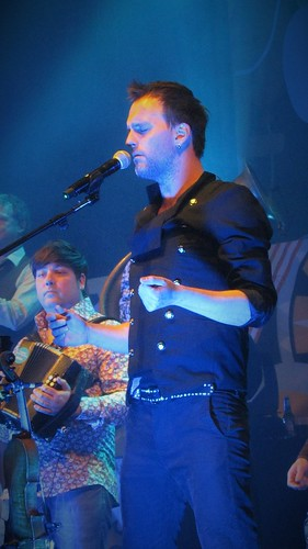 Bellowhead in Southampton