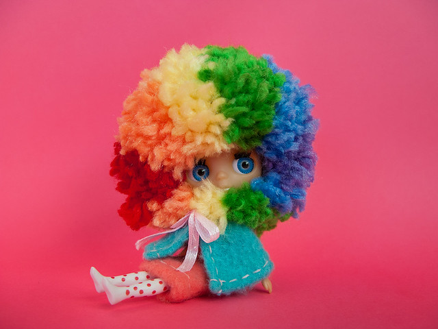 Miss Rainbow