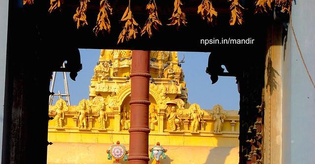 श्री वेंकटेश्वर (बाला जी) मंदिर (Sri Venkateswara (Balaji) Temple) - Sector-3, Rama Krishna Puram, New Delhi - 110022