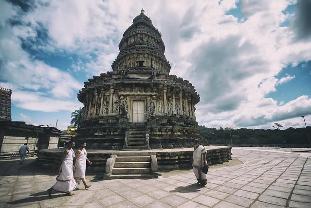 Sri Vidhyashankar Temple.