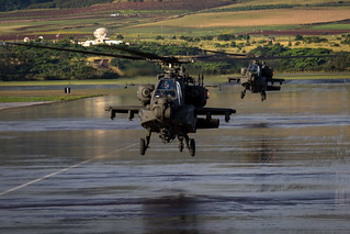 entertainment  %tages AH 64 Apache crews