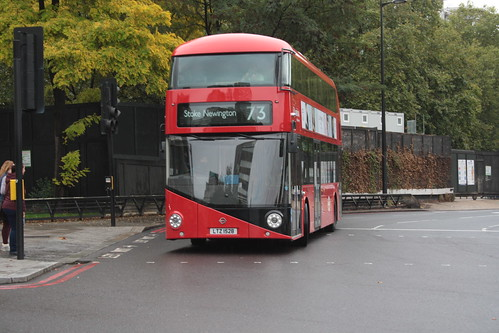 Arriva London North LT528 LTZ1528