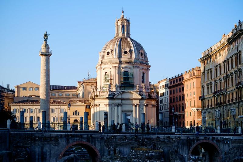 Chiesa dei Santi Luca e Martina