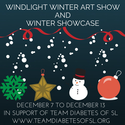 Windlight Winter Art Show & Winter Showcase