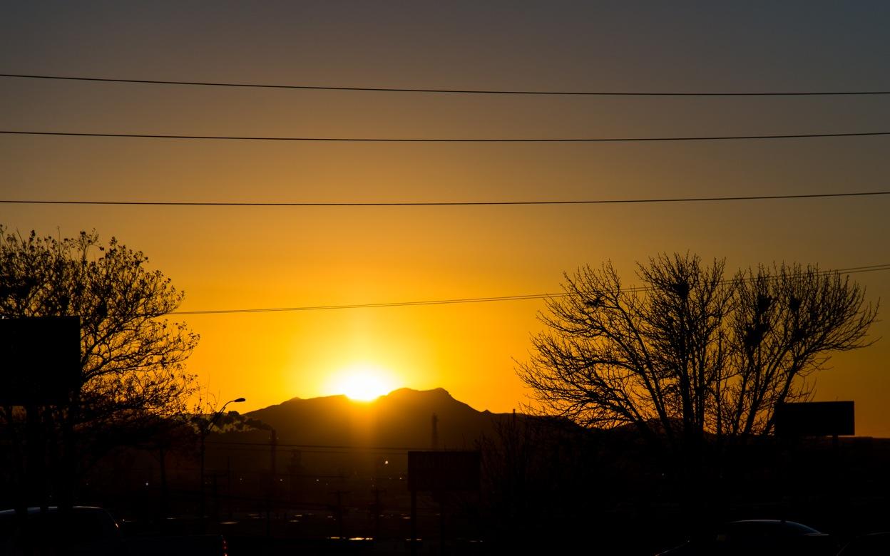Sunset El Paso-1373