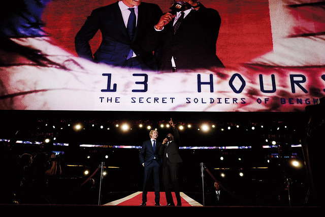 """13 Hours: The Secret Soldiers of Benghazi"" - Dallas Premiere"