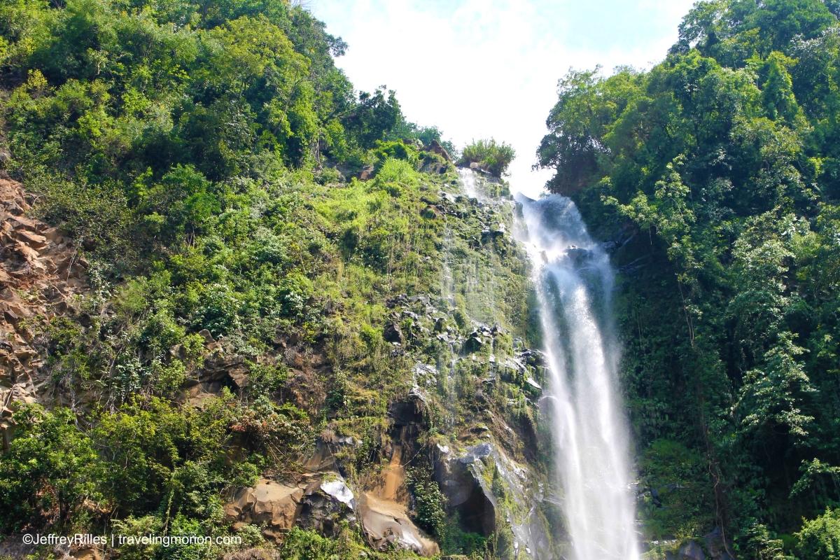 Sagpulon Falls in Jasaan, Misamis Oriental