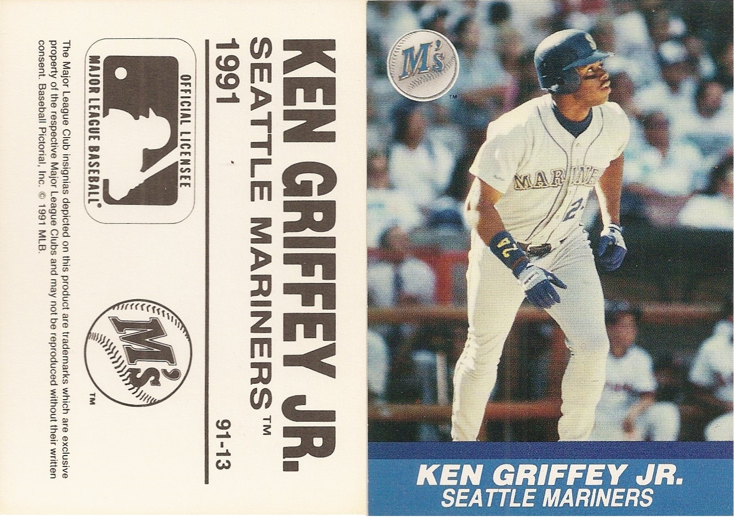 a44c6dec66 Ken Griffey Jr Price List - Supercollector Catalog