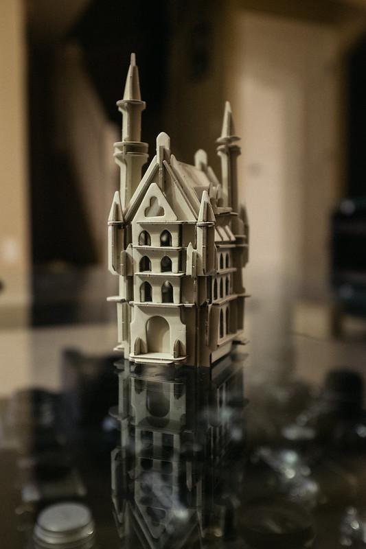 Paperboard Castle-1