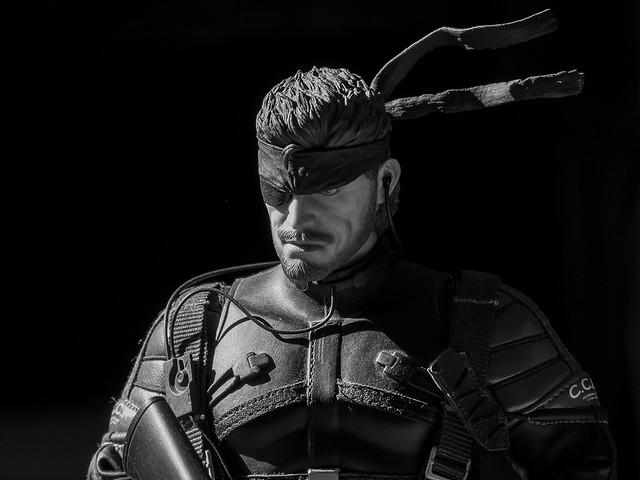 Naked Snake Metal Gear メタルギア