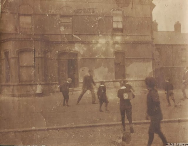 Rare images of Belfast in 1912, through the lens of the Trinity College Mission