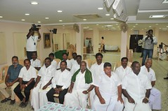 AIADMK - Fisher Wing Meeting,