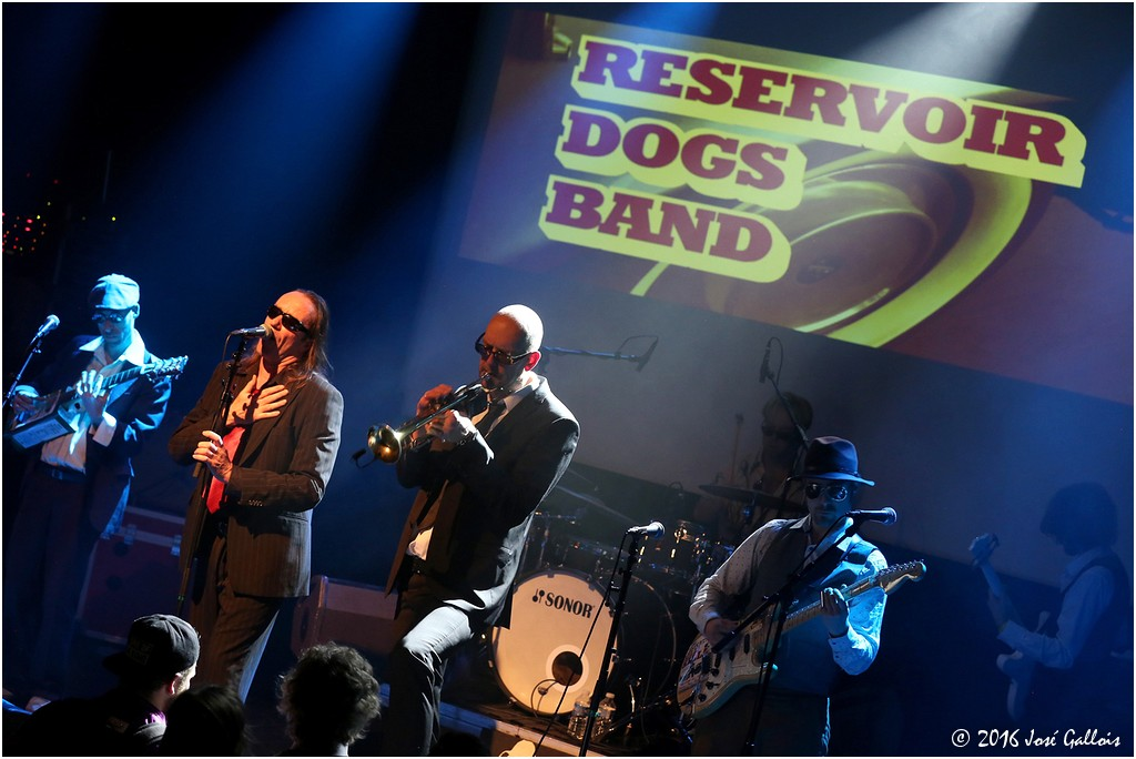 Reservoir Dogs Band ft. George Baker