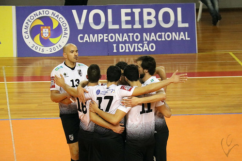 Voleibol: Vitória SC - Benfica
