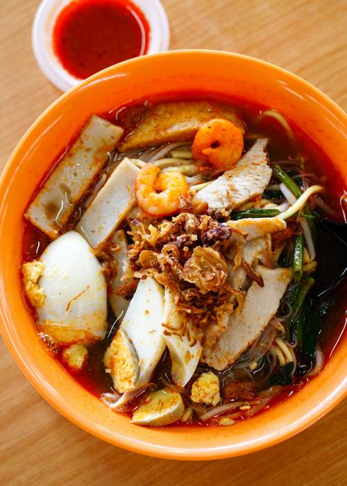 John Penang Prawn Noodle